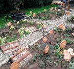 Erste Arbeiten im Klostergarten Maria Schmolln 04-2016-04