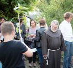 Lange Nacht der Kirchen 2016 Pflanzaktion Klostergarten Maria Schmolln 15
